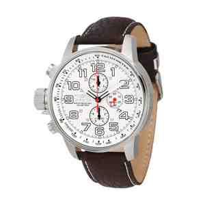 Pánské hodinky INVICTA I-Force Silver Black