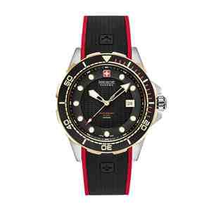 Pánské hodinky SWISS MILITARY HANOWA Neptune Diver Black