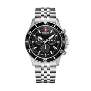 Pánské hodinky SWISS MILITARY HANOWA Flagship Chrono II 5331.04.007