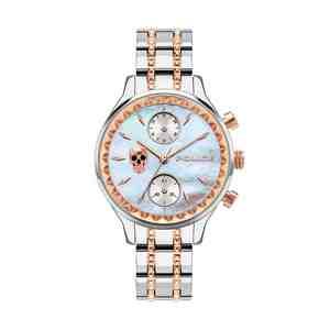 Dámské hodinky POLICE Banff Silver Rose Gold