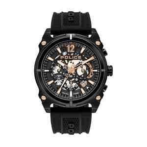 Pánské hodinky POLICE Antrim Black