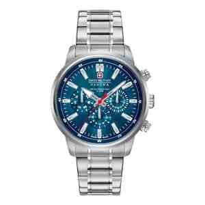 Pánské hodinky SWISS MILITARY HANOWA Horizon Multifunction Blue
