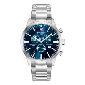 Pánské hodinky SWISS MILITARY HANOWA Chrono Classic Blue