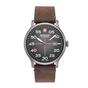 Pánské hodinky SWISS MILITARY HANOWA Active Duty Black