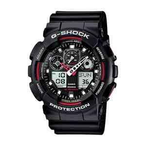 Pánské hodinky CASIO G-Shock GA 100-1A4