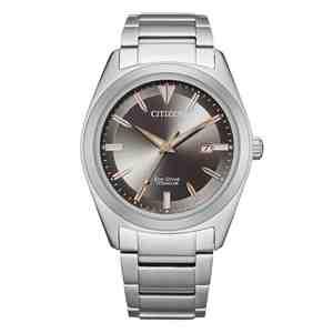 Pánské hodinky CITIZEN Super Titanium AW1640-83H