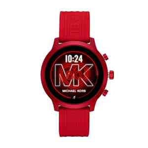 Dámské chytré hodinky MICHAEL KORS Acces Smartwatch Red