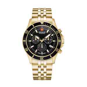 Pánské hodinky SWISS MILITARY HANOWA Flagship Chrono II 5331.02.007