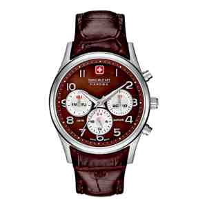 Dámské hodinky SWISS MILITARY HANOWA Navalus Multifunction Silver
