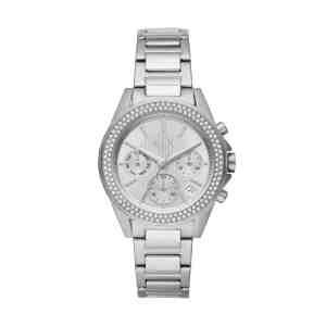 Dámské hodinky ARMANI EXCHANGE Lola Silver