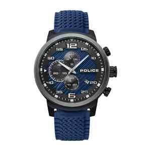 Pánské hodinky POLICE Bromo Blue