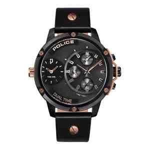 Pánské hodinky POLICE Negada Black