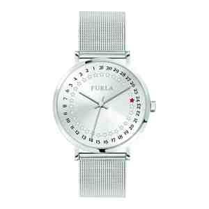 Dámské hodinky FURLA Giada Date Silver