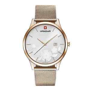 Dámské hodinky HANOWA Nature Rose Gold