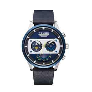 Pánské hodinky POLICE Vesterbro Blue _S