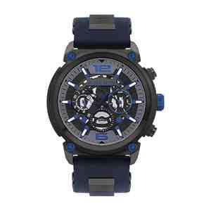 Pánské hodinky POLICE  Armor Blue & Black