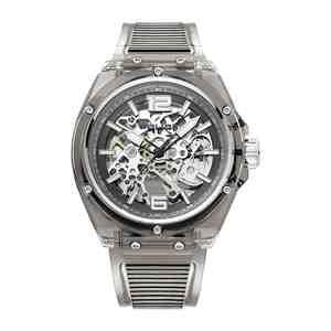 Pánské hodinky POLICE Translucent Grey