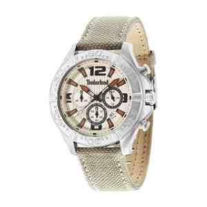 Pánské hodinky TIMBERLAND Trafton Beige