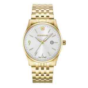 Pánské hodinky HANOWA Carlo Classic Gold