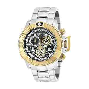 Pánské hodinky INVICTA Subaqua Gold Silver