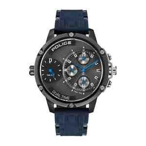 Pánské hodinky POLICE Negada Blue