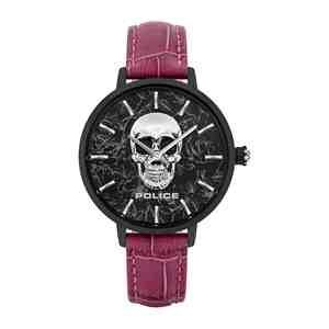 Dámské hodinky POLICE Miona Pink Black
