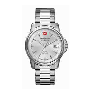 Pánské hodinky SWISS MILITARY HANOWA Recruit Prime Silver