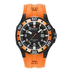 Pánské hodinky SWISS MILITARY HANOWA Bermuda Orange