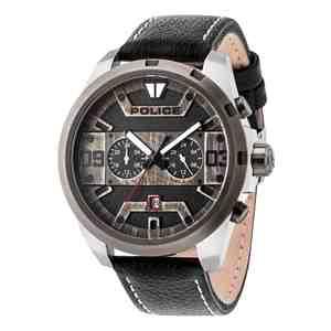 Pánské hodinky POLICE Dash Stainless