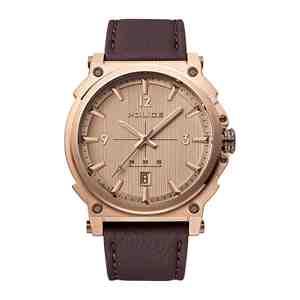 Pánské hodinky POLICE Parksley Brown