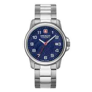 Pánské hodinky SWISS MILITARY HANOWA Swiss Rock Blue