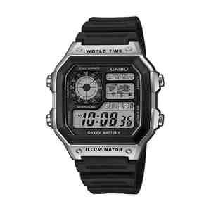 Pánské hodinky CASIO Collection AE 1200WH-1C