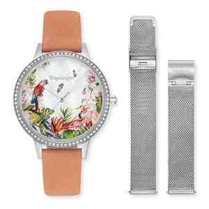 Dámské hodinky ENGELSRUFER Rajská zahrada - set