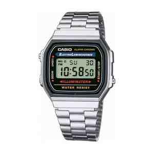 Unisex hodinky CASIO Vintage A 168A-1