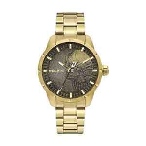 Pánské hodinky POLICE Neist Gold