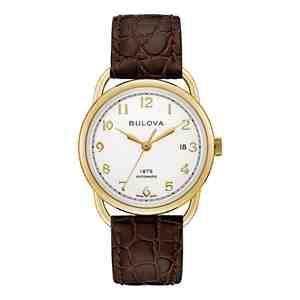 Pánské hodinky BULOVA Joseph Bulova 97B189