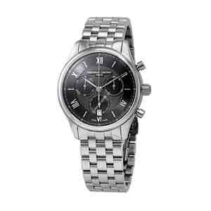 Pánské hodinky FREDERIQUE CONSTANT Classics Silver Black
