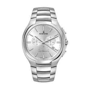 Pánské hodinky EDOX Les Bémonts Silver