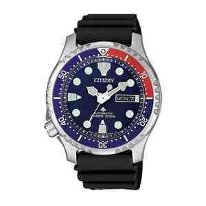 Pánské hodinky CITIZEN Automatic Diver NY0086-16LE