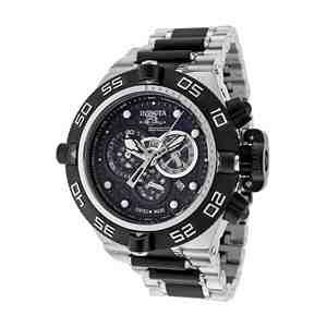 Pánské hodinky INVICTA Subaqua Silver Black