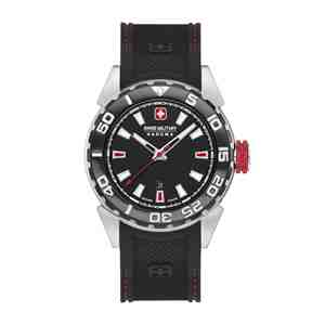Pánské hodinky SWISS MILITARY HANOWA Scuba Diver Black