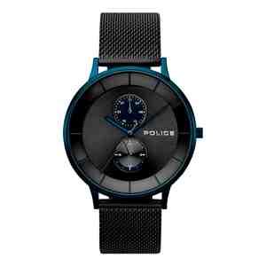 Pánské hodinky POLICE Berkeley Black & Blue