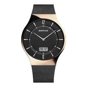 Pánské hodinky BERING Radio Controlled 51640-166