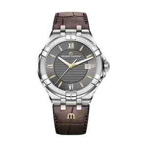 Dámské hodinky MAURICE LACROIX Aikon Silver Brown