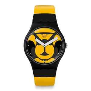 Unisex hodinky SWATCH Max L´Abeille SUOB149