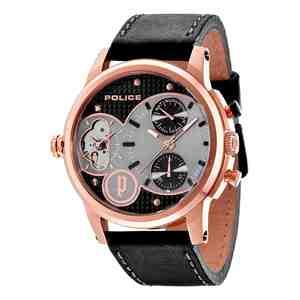 Pánské hodinky POLICE Diamondblack _S