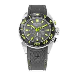 Pánské hodinky SWISS MILITARY HANOWA Scuba Diver Chrono