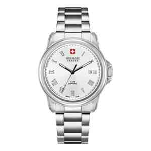 Pánské hodinky SWISS MILITARY HANOWA Corporal White