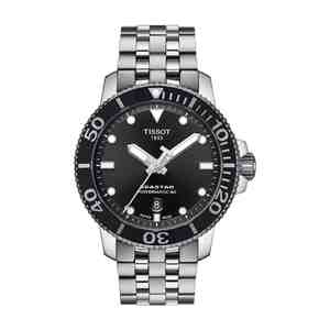 Pánské hodinky TISSOT Seastar 660/1000 T1204071105100
