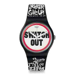 Unisex hodinky SWATCH Out SUOB160